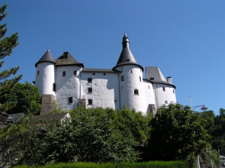 Clervaux chateau